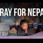 Prayers to all those suffering from the devastation of #Nepal earthquake. Heartbreaking. http://t.co/Hwp0ZK6uug