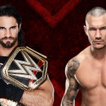 NOW at @WWE #ExtremeRules: World Hvt. Champion @WWERollins vs. @RandyOrton inside the #SteelCage! http://t.co/rSk9J8P0xW
