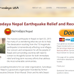 Sarvodaya Nepal Earthquake Relief and Recovery updates are here: http://t.co/rSiYOVuLjx #Teach4Nepal http://t.co/M2pA9FAzjZ