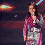 """Con """"Mujeres"""" de @Fanny_Lu, Sofía se transformó en #SofiaLu en #FactorXKids http://t.co/lnD1tUheQg"""