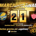 ¡¡Sinaloa es finalista del @AscensoMX!! Con goles de @negronurse y Vinicio Angulo #Dorados derrota 2-1 a @ClubNecaxa. http://t.co/TxZRkDxuz2