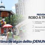Evita ser víctima de algún delito. ¡Denuncia! 066 y 089. #Cuernavaca #Morelos http://t.co/U81tx0CS1Y