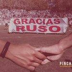 #EDLP El homenaje de @PinchaPasion a 13 años de la muerte del entrañable Ruso Pratola. #RusoEstasConNosotros http://t.co/K9pAwGkVKW