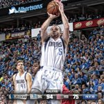 No let up in the 3rd. Mavs take an 94-75 lead over the @HoustonRockets into the final quarter. #DALvsHOU #MAVSAREONE http://t.co/kX6HGmxnwp
