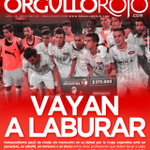 La TAPA del papelón #INDEPENDIENTE #CopaArgentina http://t.co/SkCqPzmigN
