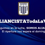 #ALIANCISTATodaLaVida El Apertura nos espera. #ArribaAlianza http://t.co/1OnS1FnfBX