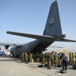 80 1st responders fly to #Nepalquake to operate S&Rs and to help the Nepalese. #IsraelinNepal http://t.co/3yNX8G5vux http://t.co/dmQPlOxazh
