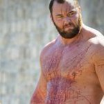 Game of Thrones star Hafthor Bjornsson shows his strength at Worlds Strongest Man http://t.co/1f6xkOYgYj http://t.co/mCGbMM3B9F