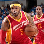 Josh Smith has set a new playoff career-high with 4 3PTM tonight. He has 18 in the 4th & Houston within 9. http://t.co/NewHnRBGLi