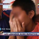 Una madre adolescente y sus 2 bebés atacados salvajemente con ácido muriático y los culpables están libres @atvpe http://t.co/5oVO6ox4u8