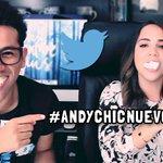 Siguiendo a las cuentas que usen el HT #ANDYCHICNUEVOVIDEO y le den RT al tweet del NUEVO VIDEO :D http://t.co/tLEK4Ev1Km