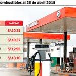Grifos aprovechan tibia alza de petróleo para subir gasolina http://t.co/RQ07RShvLT http://t.co/ySVwQoRqbM