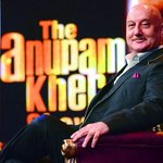 RT @NewsNationTV: 'The @AnupamPkher  Show...' to have second season  http://t.co/LyatekSzZO