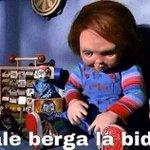 #LoQueExtrañoDeMiInfancia es el chucky de antes porque el de ahora ya no da miedo #BaleBergaLaBida http://t.co/eA0eW0B35X