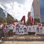 CRÓNICA | A siete meses sin los 43, cientos reclaman justicia y luchar contra el olvido http://t.co/A8tdGEdn3v http://t.co/WJv0YUyo4K
