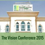 Attend this wonderful vision conference & dont forget to book your stay with us. Book online or call us #Qatar #Doha http://t.co/MXrsIhnMAV