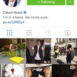Calums deleted his kitten selfie on Instagram and Twitter... wyd Cal http://t.co/WJQFnrxHBd
