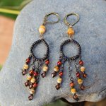 Chandelier earrings vintage chandelier earrings by JabberDuck http://t.co/i2ZkHNwaLC http://t.co/O9ctWQ9N0N