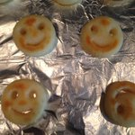 Here you go @patterbino. Smiley potatoes! Very emoji like! @holliesmiles @maureenkyle @wkyc http://t.co/DK7n5pON8s