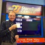 Chuck Rhodes begins his last week @abc27News on #27Daybreak! Hear from him at 6:30. http://t.co/u0gAK2J5SP