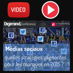 [Video] Conférence e-marketing Médias sociaux: Quelles stratégies gagnantes pour les marques http://t.co/mBKqVTnIGZ http://t.co/LExpHq2AJD