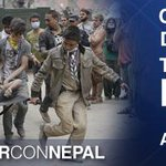 Desde #Nepal, teleSUR te trae los detalles del sismo que sacudió esta nación a través de @AissateleSUR http://t.co/AhMzWQGAU3