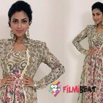 '@Amala_ams With Her Best Outfits For #VijayAwards Event