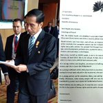 ASEAN Youth hands letter to Jokowi to #SaveMaryJane http://t.co/636pAAt6uJ http://t.co/minQ2qio4v