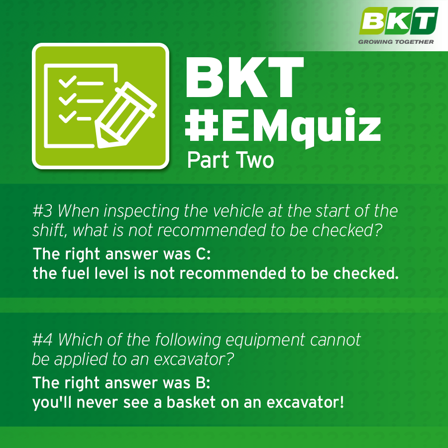 Did you answer questions #3 and #4 of our #earthmoving #BKTquiz correctly? Check them out! http://t.co/7kYOp8VDp2 http://t.co/3HGSkwQjvo