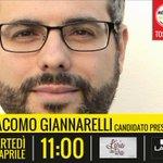 Martedi 28 Aprile sarò su La 7 a Laria che Tira! Seguiteci #Toscana #ScegliilFuturoMigliore! http://t.co/pIAO8P2nF4