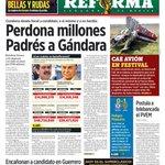 """Una mano negra le tunde al """"memo"""", y a Javier, el candidato se defiende http://t.co/98INmqlhkI #Contrapeso http://t.co/xykDpsc7rj"""