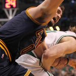 To me, this picture makes this look like a very, very dirty play. http://t.co/fiRH9DeMB2