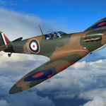 Christies to sell restored Vickers Supermarine Spitfire Mk.1 estimated as much as £2.5 million July 9 @ChristiesInc http://t.co/GSVEiX7j7d