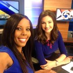 Good morning, Cleveland!! Corrina and I are having a fantastic morning, hope you are too! @WEWS @CorrinaPysa Watch! http://t.co/MUG1Y5n4GV