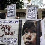 Militants decry harassment, police security 'overkill' at Veloso rally http://t.co/qLhlKZLAOg | @AHeginaINQ http://t.co/DnLuDlARLL