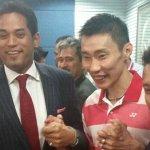 Sewaktu @LeeChongWei digantung, mana pemain pelapis badminton, soal media sosial http://t.co/JKfDEQ8GwA http://t.co/GKbwolJIiW