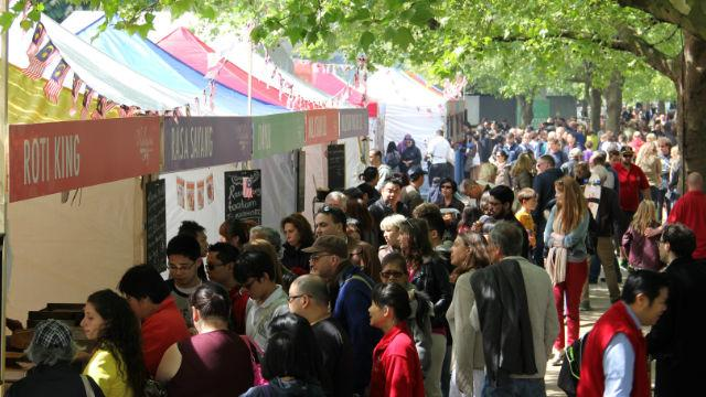 Enjoy a taste of Malaysia on the South Bank this Bank Holiday Weekend with @MalaysianFoodUK: