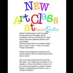 We have a new art class beginning soon! #kent #art #beachcreative #hernebay @baypromoteam @HerneBayPhotoC http://t.co/lcJMTUqRig