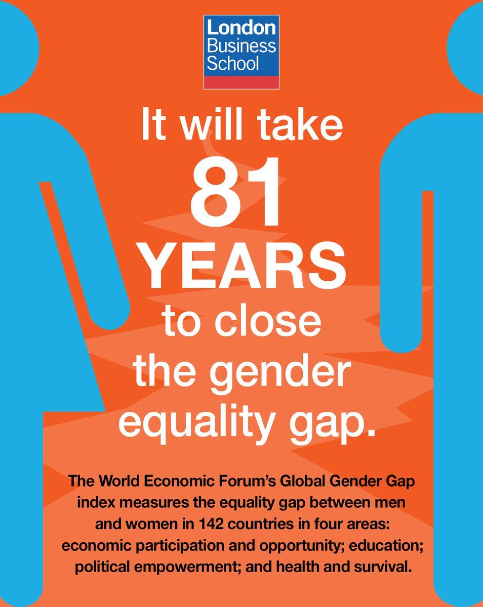 What will it take to speed up the rate of change and close the gender #equality gap? http://t.co/PA3PxyuQJj