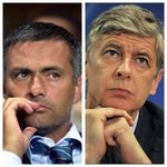 Two great managers. RT for Mourinho. Fav for Wenger. http://t.co/WnCQl34SrQ