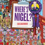 RT & FOLLOW to #win a copy of the hilarious book #WHERESNIGEL + a bestsellers bundle from @HarperCollinsUK (pictured) http://t.co/hnZvR92pR8