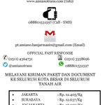 Lion Express Banjarmasin | Banjarmasin - Surabaya: Rp. 12.637 (Kg) | CP (0511) 4364731 | Web http://t.co/MGyb4vKZ8u http://t.co/HRhTfPtu1F