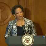 """""""We can do anything."""" - Loretta Lynch after being sworn in as the 83rd attorney general of U.S. just now. http://t.co/A6rVP0teJS"""