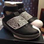 """The Air Jordan 20 """"Playoffs"""" drops May 9th. Will these be a cop or pass? http://t.co/Yor2hYvpHC"""