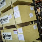 5.5 tons of Oxfam water/sanitation equipment soon enroute from Spain to #NepalEarthquake on soonest @AECID_es flight http://t.co/8d8r4SIa4I