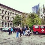 Auch am Wilhelm-Leuschner-Platz laufen die Demo-Vorbereitungen http://t.co/yRyzfLuVXo #nolegida #leipzig http://t.co/5ynnWU8hvE