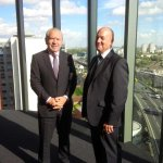 Claude, Youre Hired! Claude Littner will replace Nick Hewer as Lord Sugars new advisor on The Apprentice http://t.co/QRcPcyHdYR