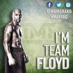 RT if youre #TheMoneyTeam @FloydMayweather #MayPac http://t.co/7NNSoRIHVu