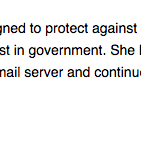 .@ron_fournier on the latest Clinton scandals: http://t.co/LQZjhKOOKE http://t.co/EZj29DvtY4