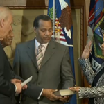 Its official: Loretta Lynch has been sworn in as the next U.S. attorney general http://t.co/lfg7UoRqFc http://t.co/XWoUsGYZ3Q